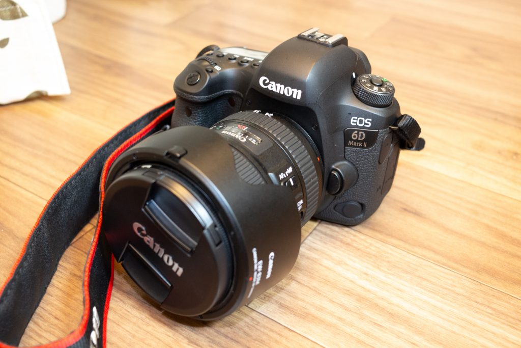 Canon eos 6d mark2